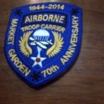 Bill Prindible US Air Corp Badge 70th Anniversary