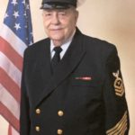 Chief Petty Officer Dick Hamann, US Navy, Retired