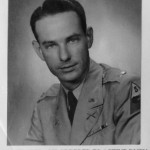 Howard Cox assigned to 5th Armored Division