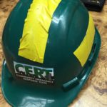 Jerry Kasten's Community Emergency Response Team Hat