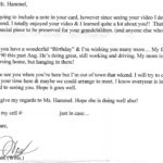 Ken Hammel's Letter in response to GLWF video – 4