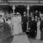 Marilyn Golman's Granparents wedding day, 1903