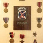 Marty Daneman's medals