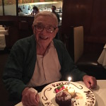 Red Coleman's 92nd Birthday Dinner in 2015