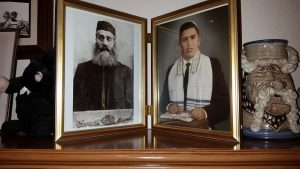 Allan Cantor's great grandfather and his Bar Mitzvah Picture