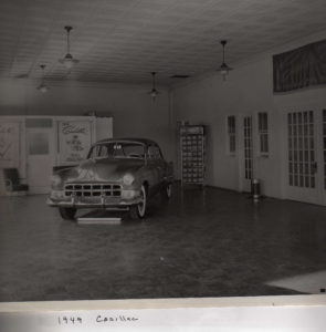 1949 Showroom Floor – Bill Norred