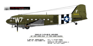 WWII Troop Carrier W7