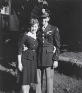 Bill Prindible with his Wife – 2