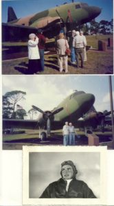 Bill Prindible Collage – WWII Troop Carrier Pilot