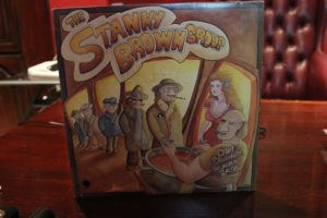 The first album by Stanky Brown Group