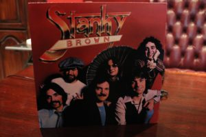 The third, and final, album by Stanky Brown Group