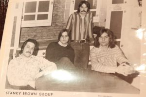 The original Stanky Brown Group members