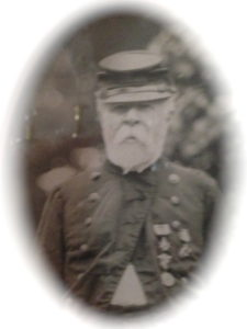 Jack Bradshaw's Grandfather 60 year reunion of Civil War