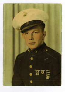Jack Turley's Marine Corp Photo