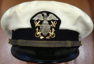 John Lee Smith's Naval Hat
