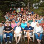 Marna Brown's family reunion