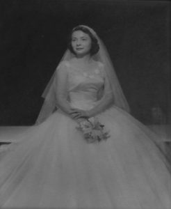 Sally Tiegs Wedding Photo