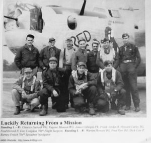 Fred Herold and crew