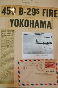 World War II Newspaper and letters