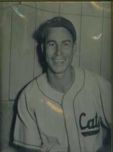 Jack Lindsey in his cats uniform.