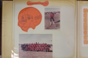 Pictures of Michael Downs high school football team
